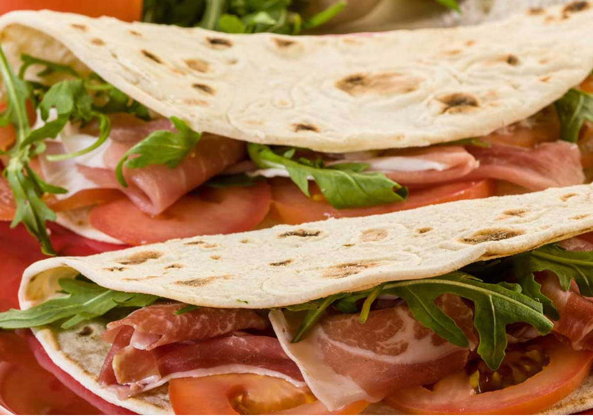 EU Court: real piadina is only from Romagna