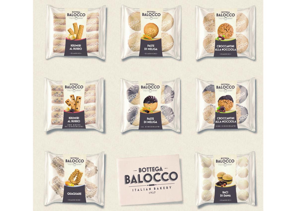 Bottega Balocco brand debuts at Cibus