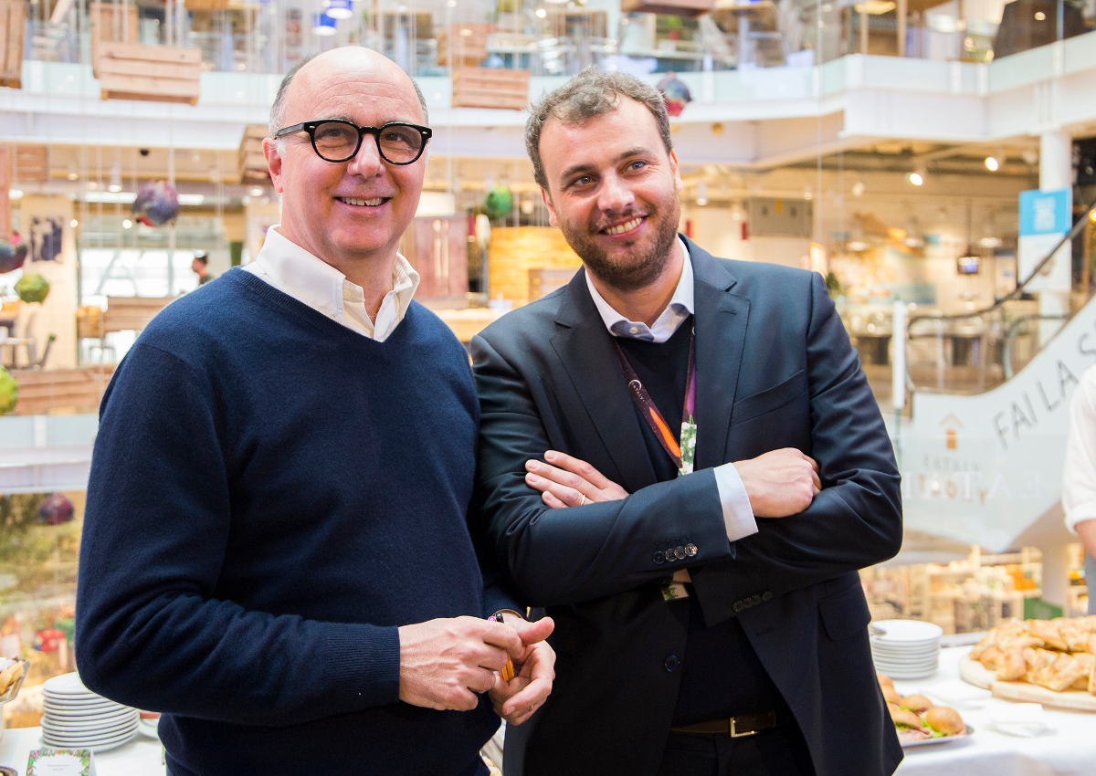 Eataly: strong growth in 2017