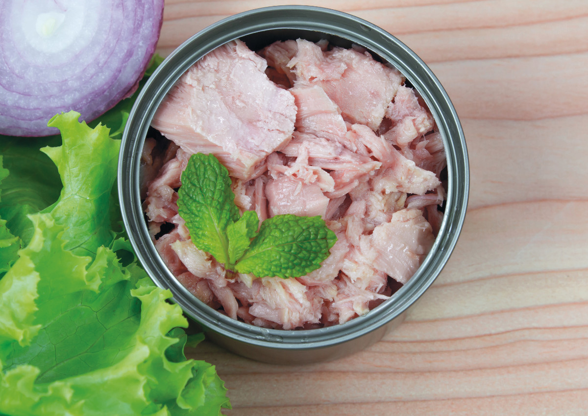 No-stress life? Tuna can help