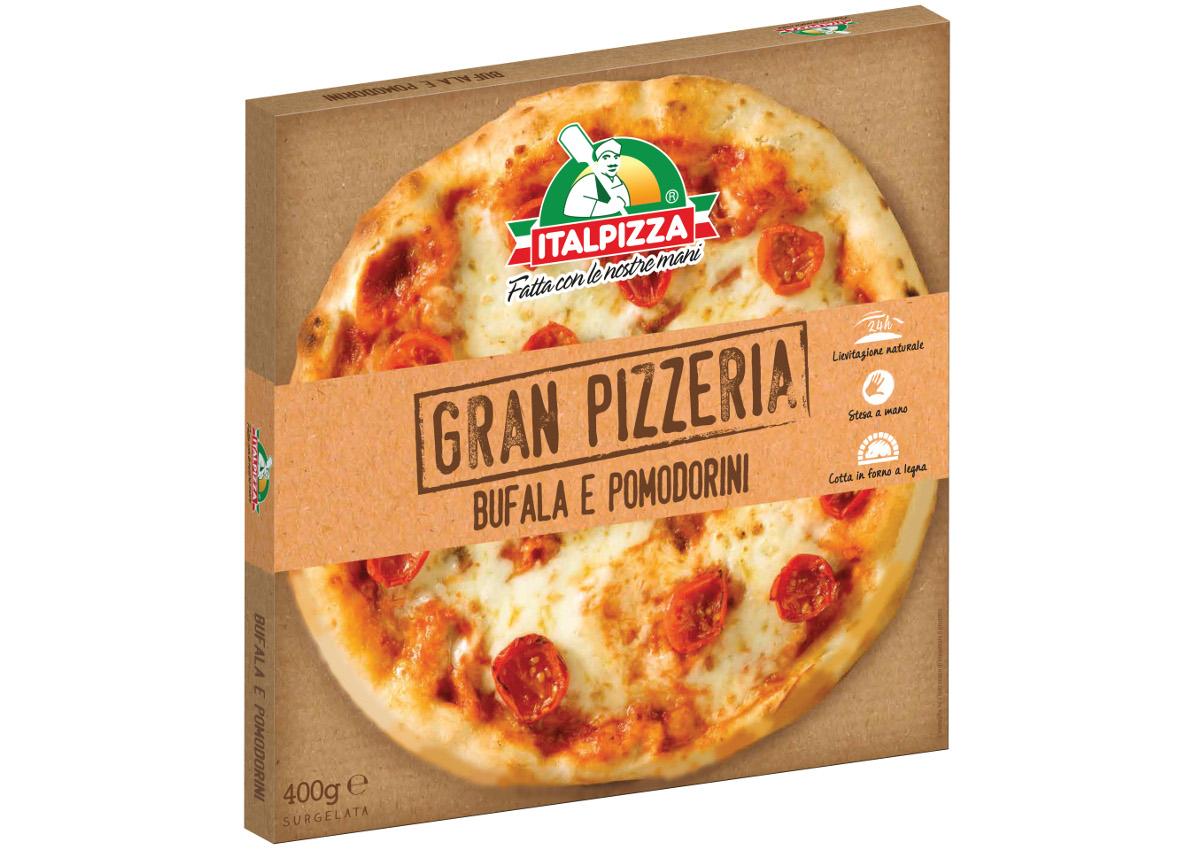 Italpizza showcases its new products at Cibus