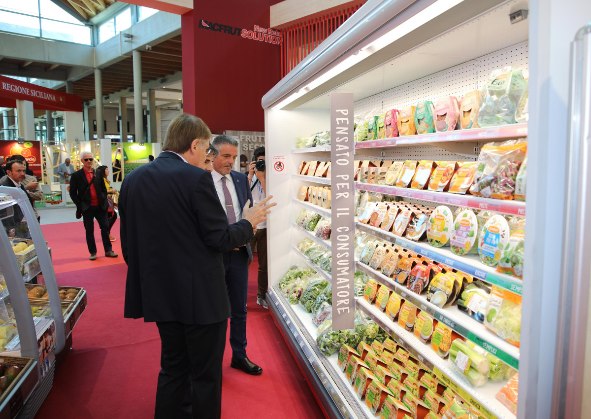 Macfrut 2018, ready-to-eat is key
