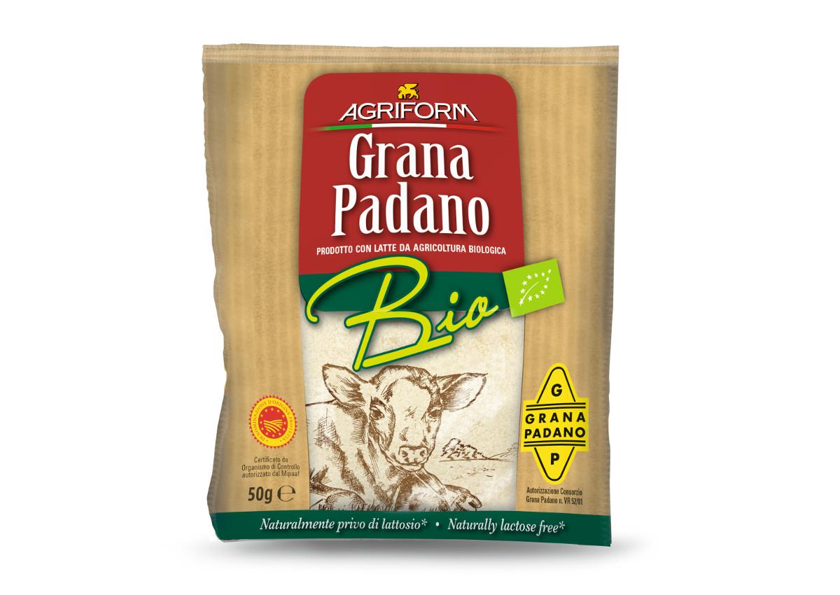 Agriform-organic Grana Padano