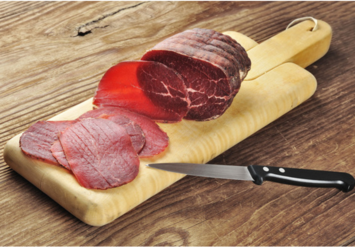 Lombardy-Bresaola-cured meat