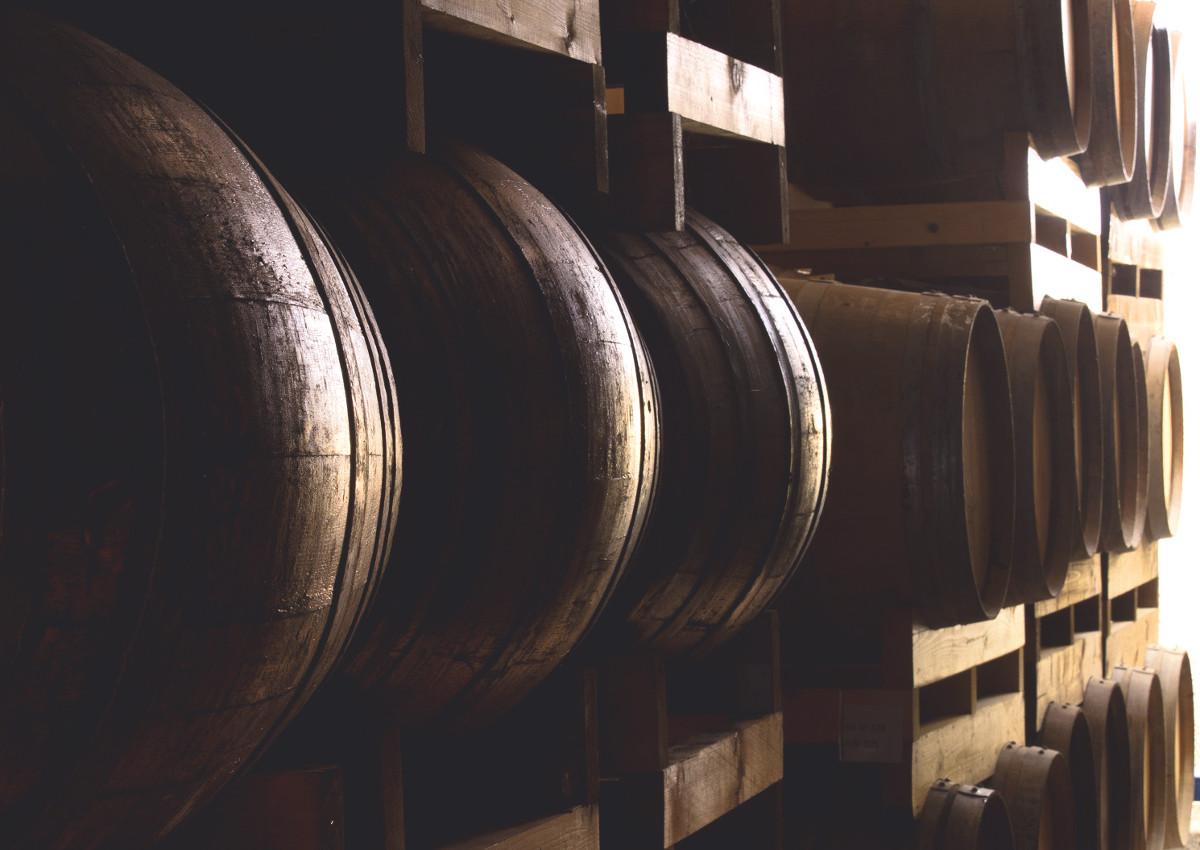 balsamic vinegar of modena PGI-barrel
