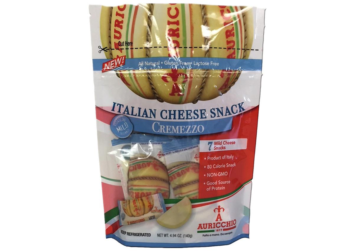 Cremezzo - Italian Cheese Snack - Gennaro Auricchio