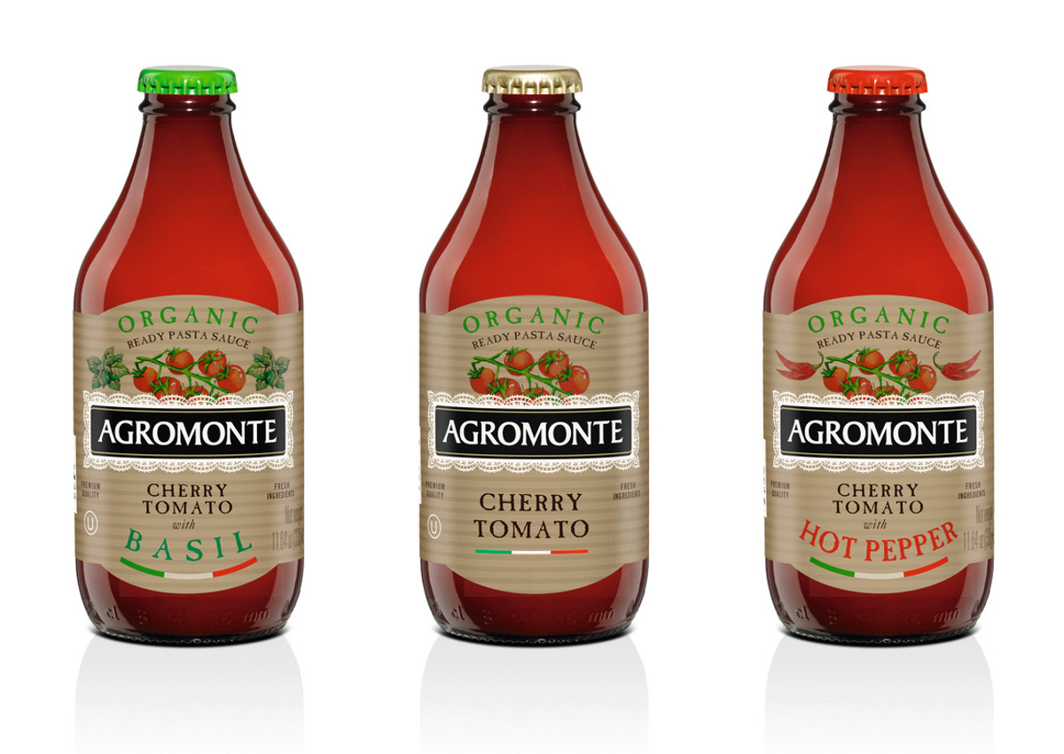 Organic Ready to use Cherry Tomato Pasta Sauces - Società Agricola Monterosso Coop