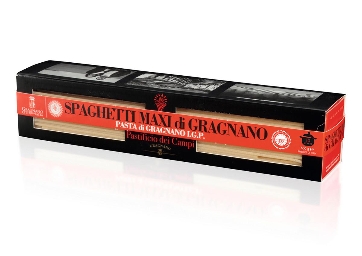 Spaghetti maxi di Gragnano - Pastificio Dei Campi