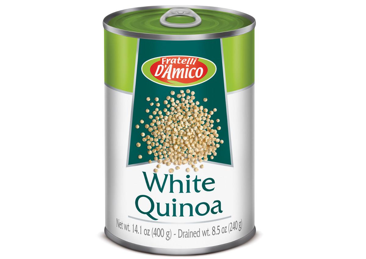 White Quinoa - D'Amico