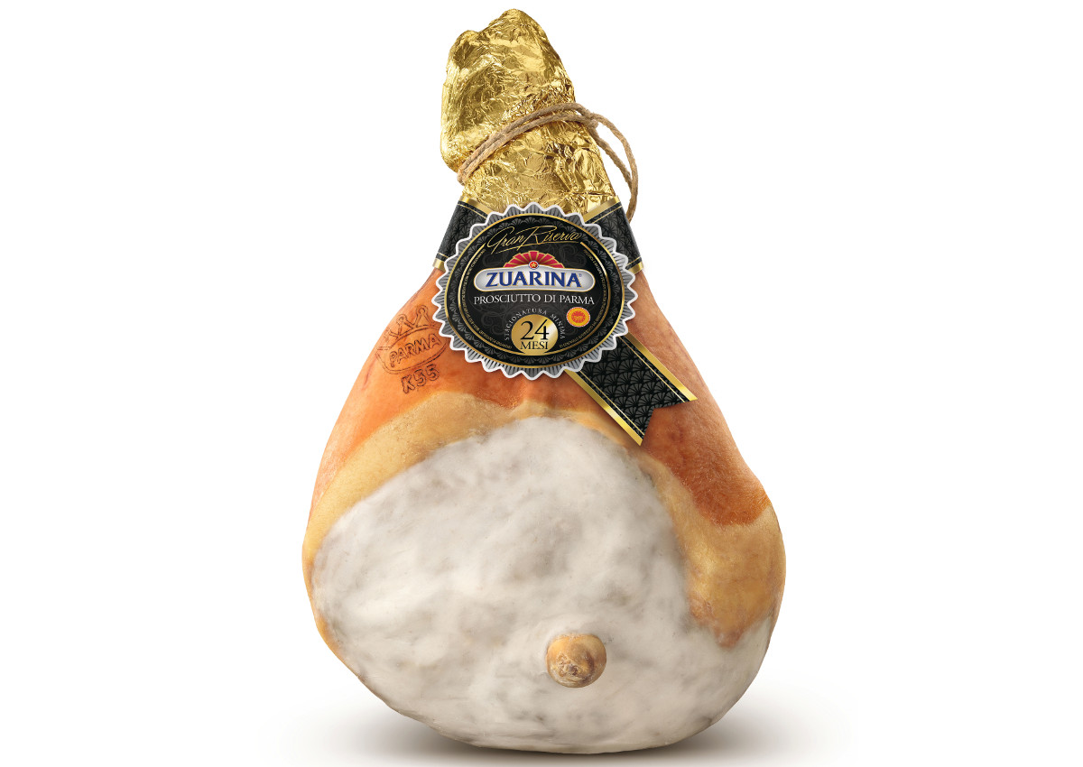 Prosciutto Zuarina: generations of good things