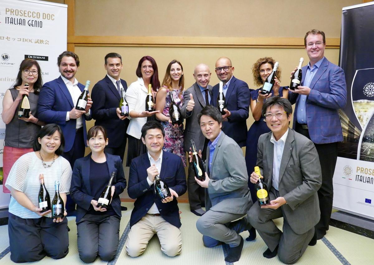 Prosecco DOC-Japan-Italian Trade Agency