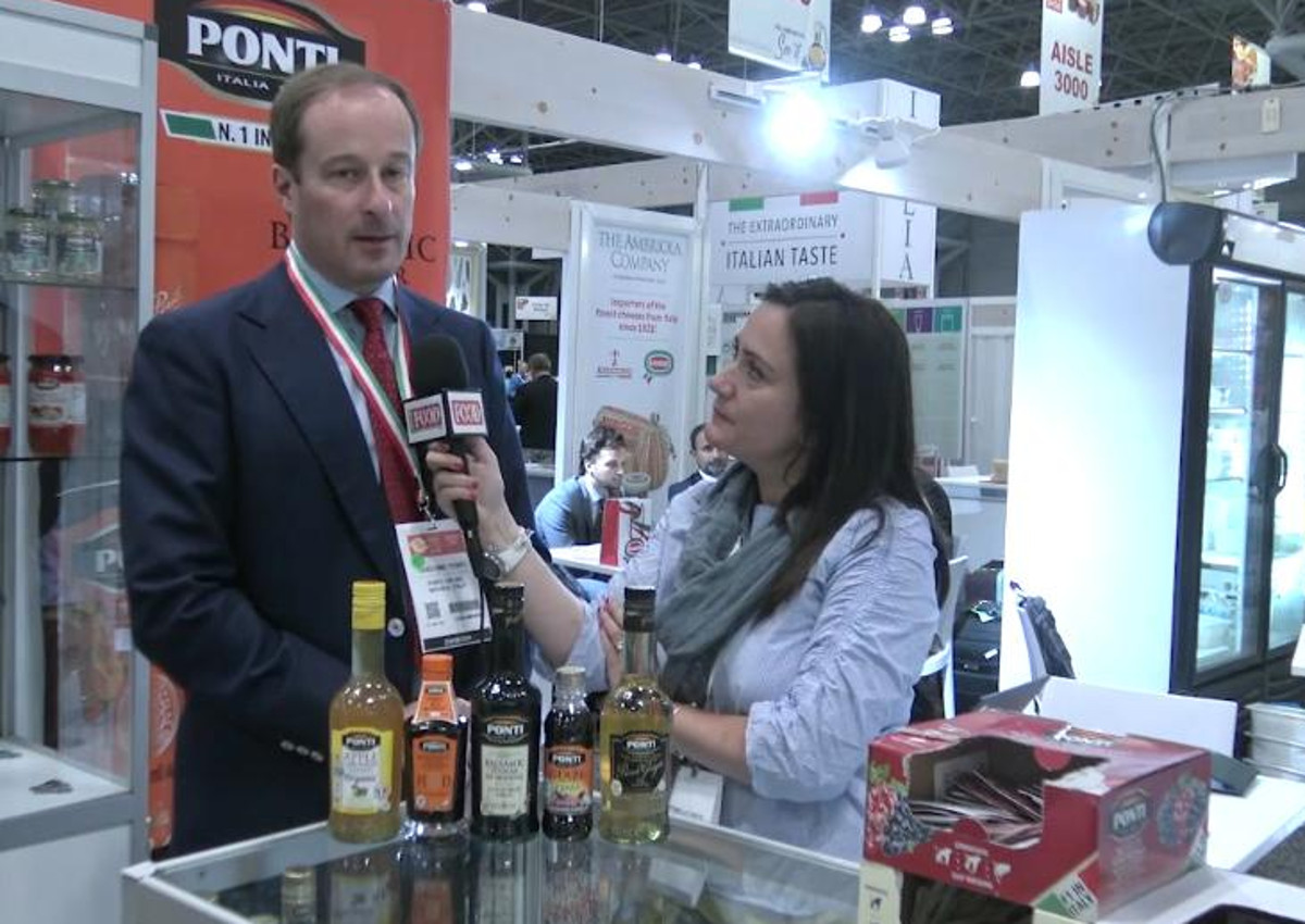 Ponti new products focus on spices