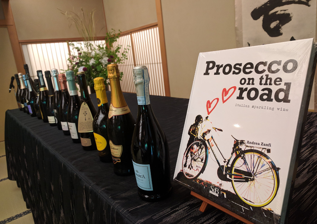 Prosecco DOC-Japan-Italian Trade Agency