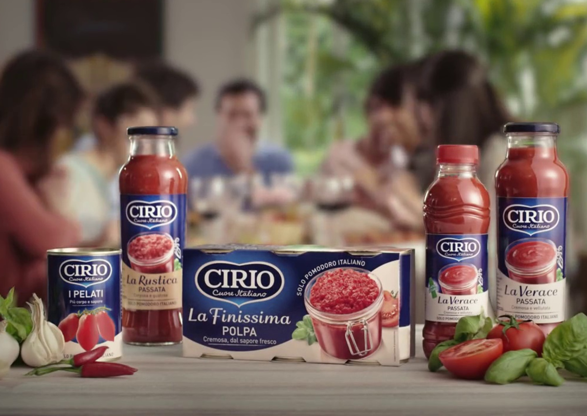 Cirio Products Conquering Uk Market Italianfoodnet