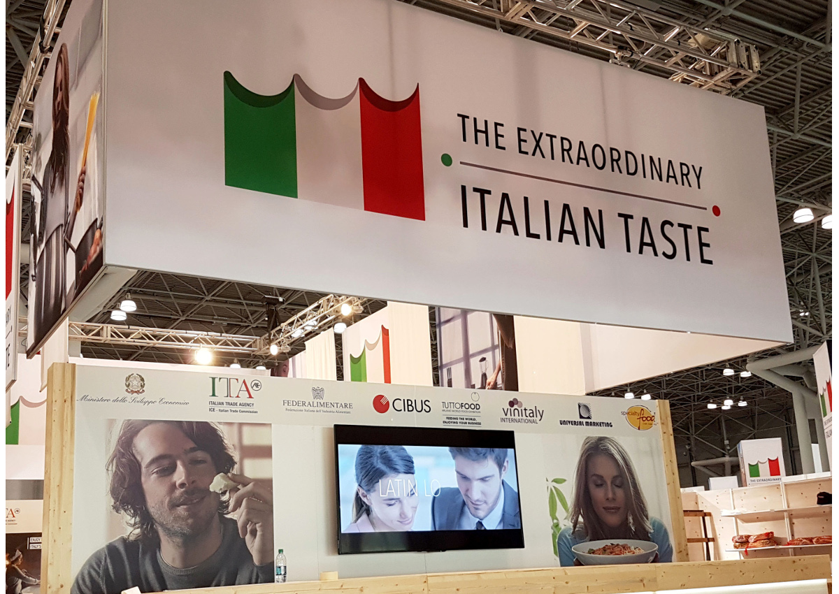 Italy set another record at Summer Fancy Food Show