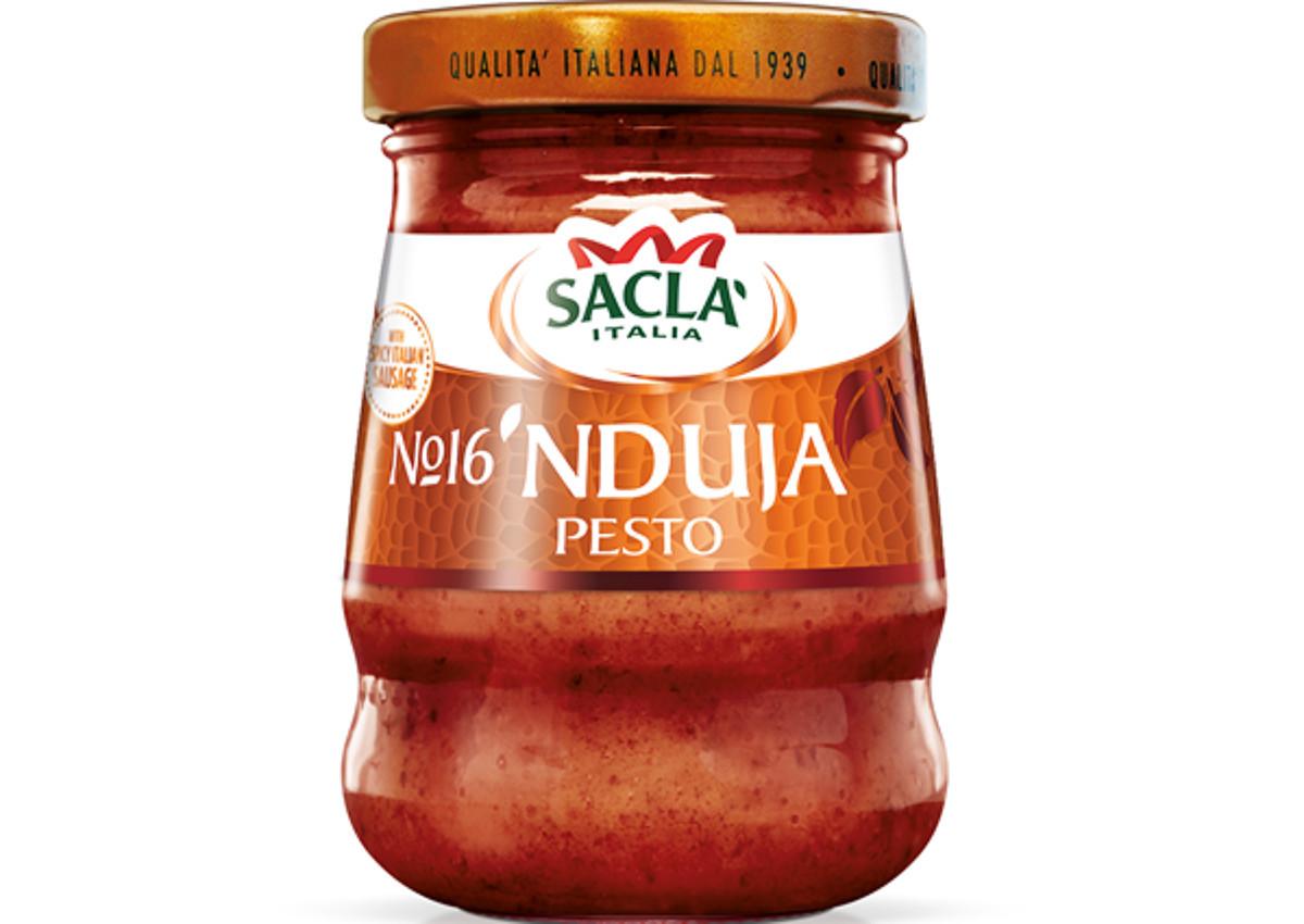 Saclà: new 'nduja variant in the UK