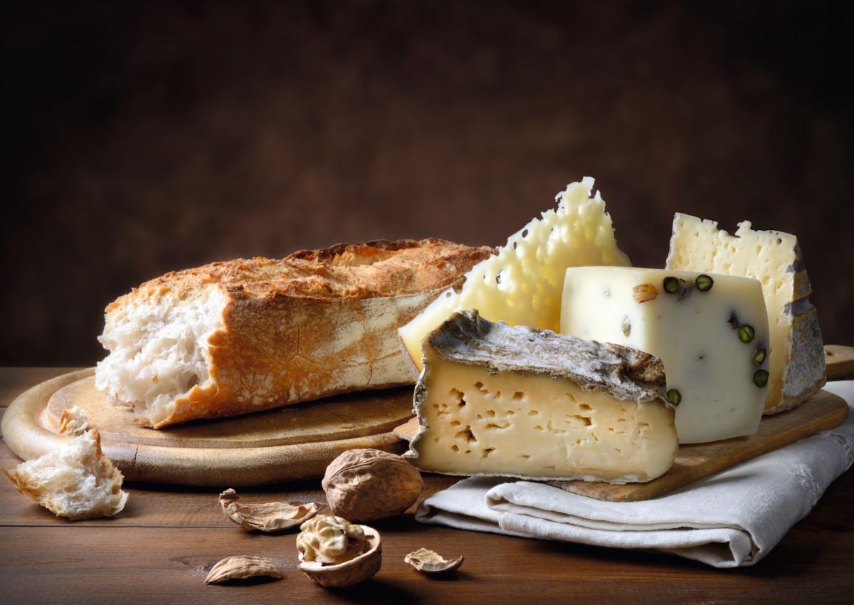 Italian cheeses keep burgeoning