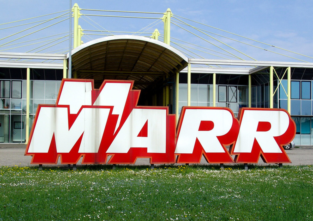 Sysco eyes acquisition of MARR