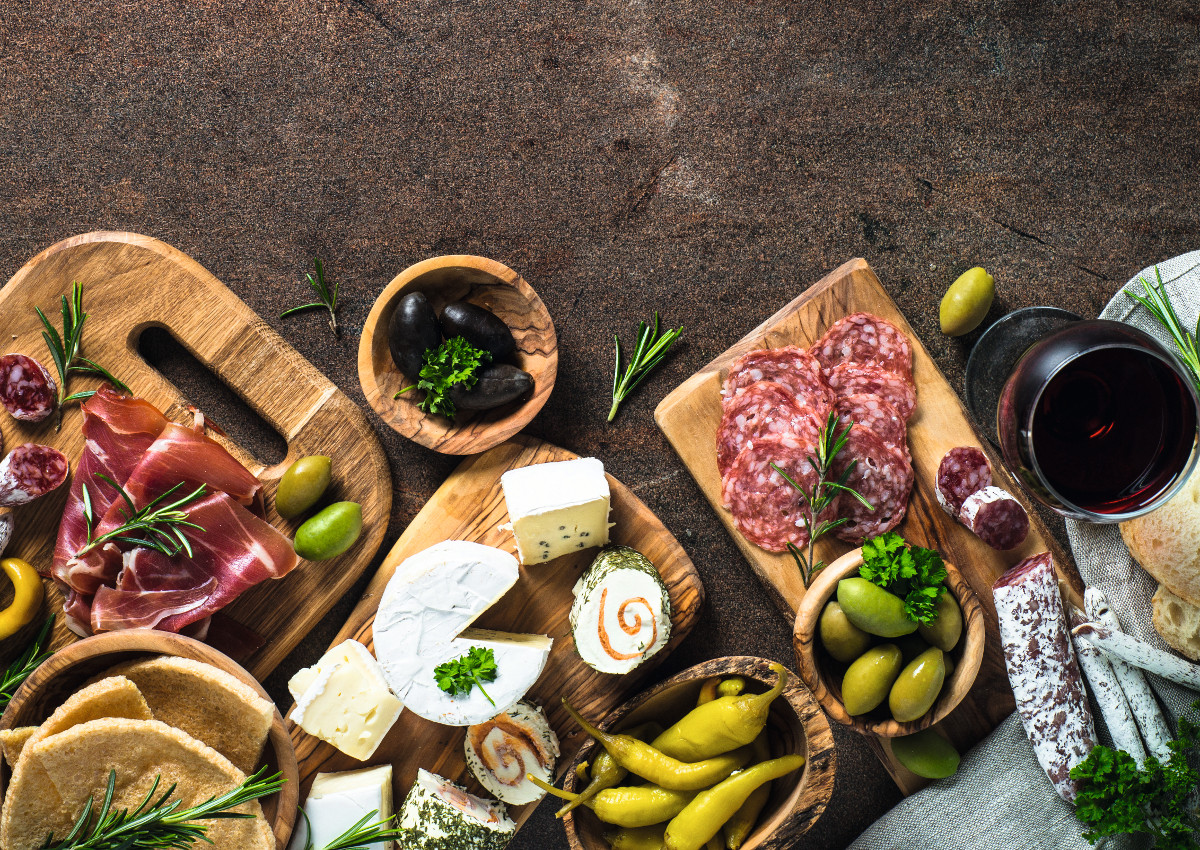 Aperitivo time unlocks passion for appetizer kits