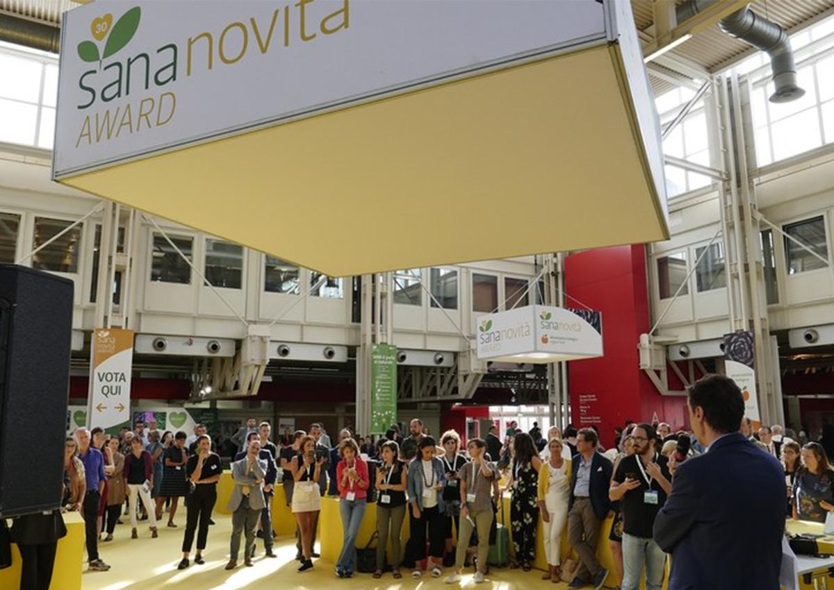 Sana Novità Awards: the food of tomorrow