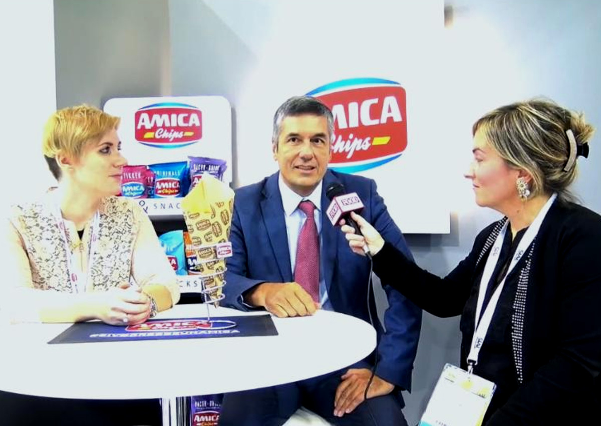 Amica Chips: focus on quality