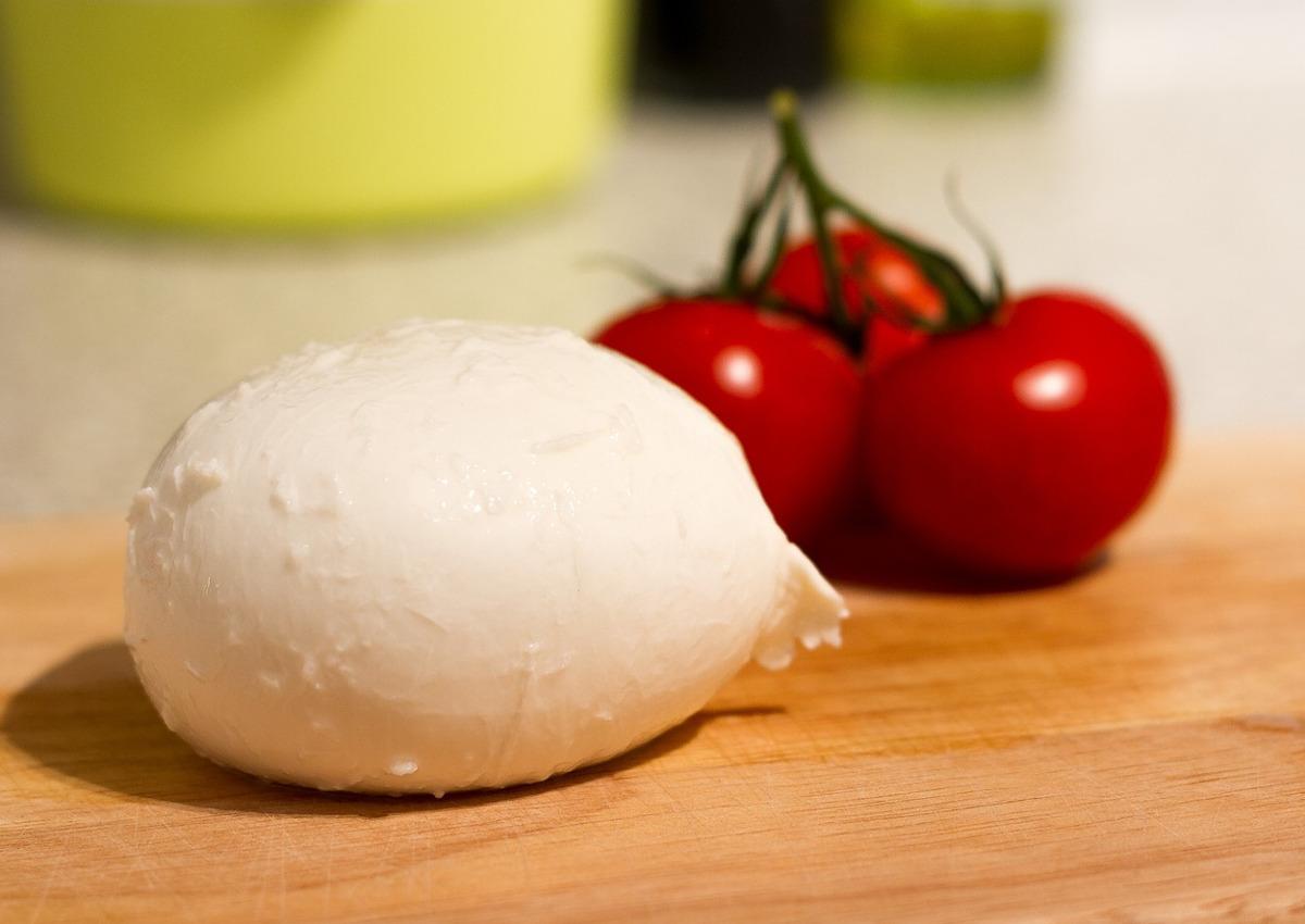 Counterfeit Mozzarella di Bufala in Spain