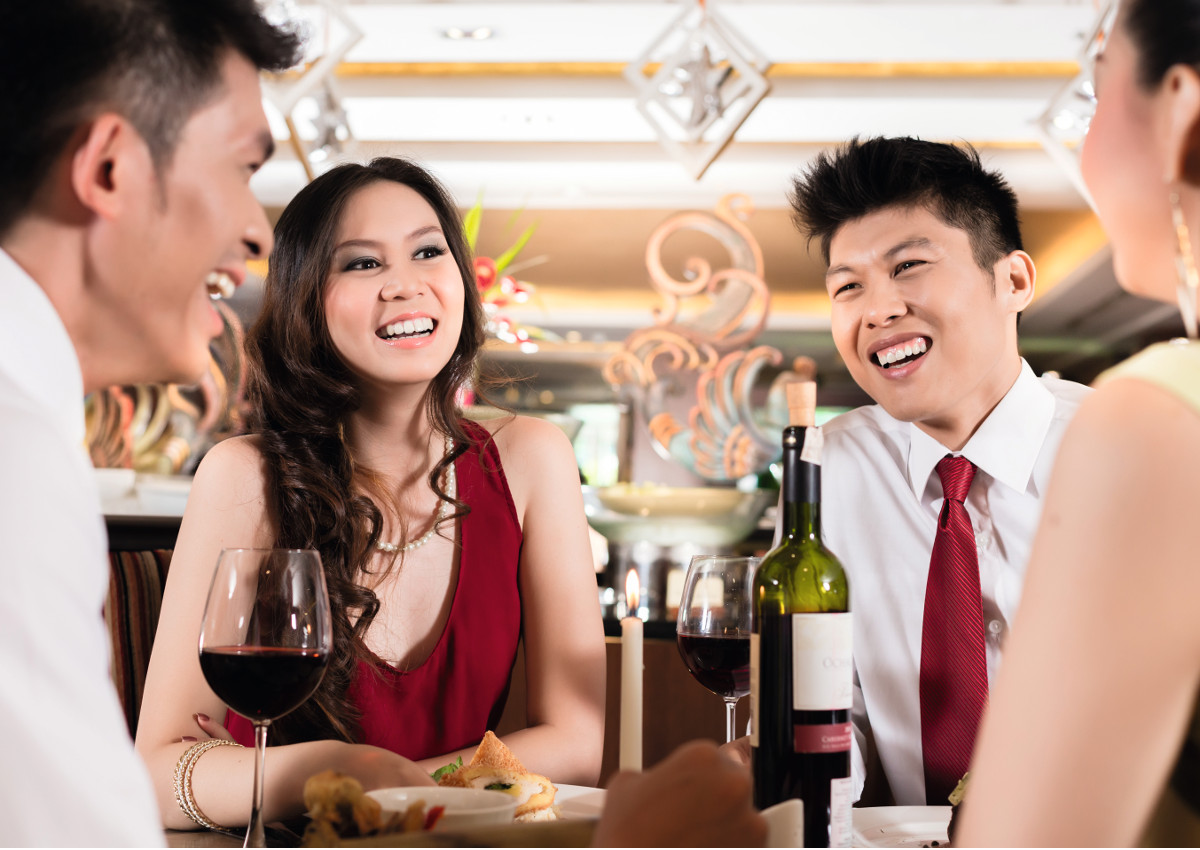 Wine, French Supremacy in China is over
