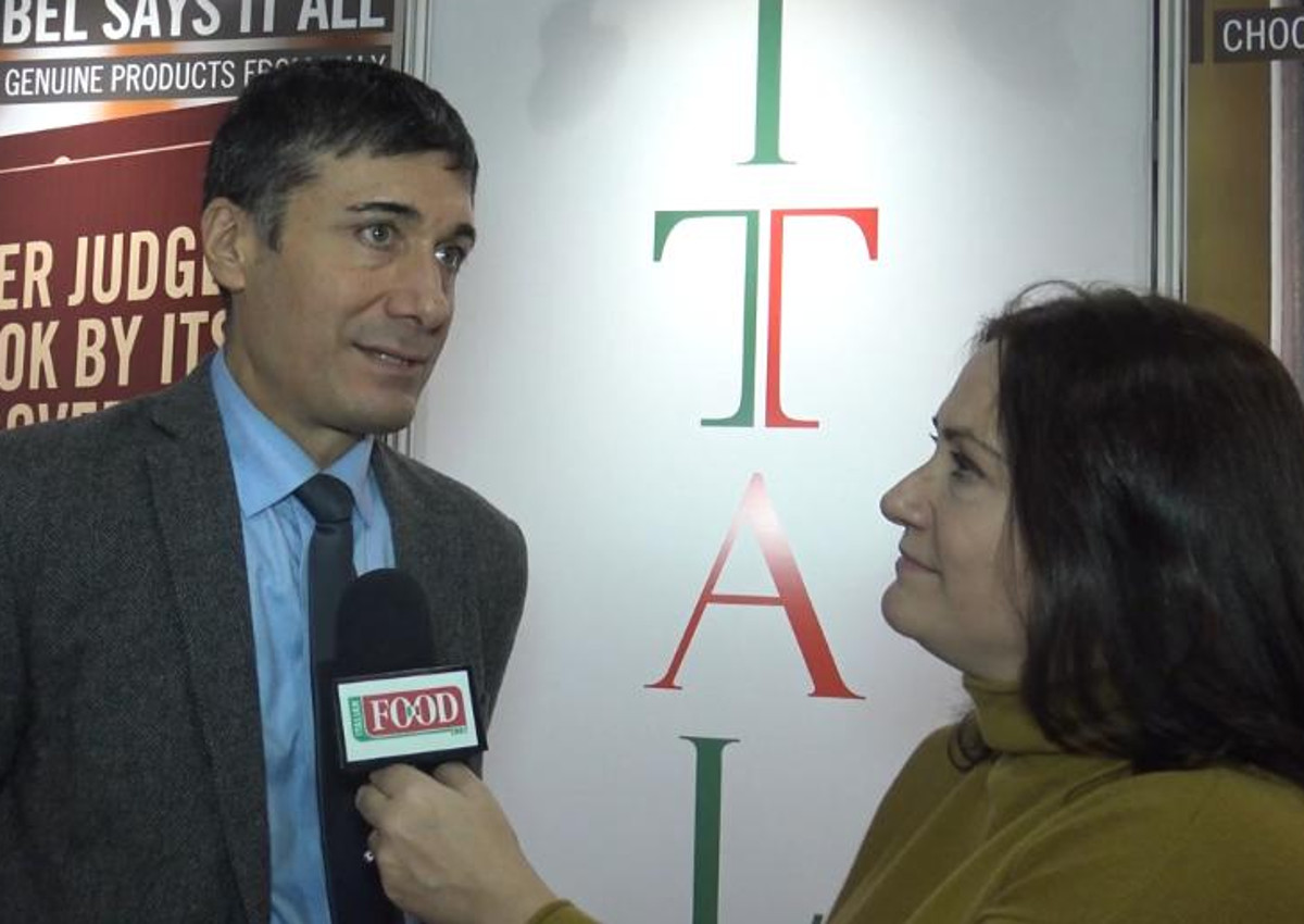 ITA Chicago: Italian food has growth potential in US retail space