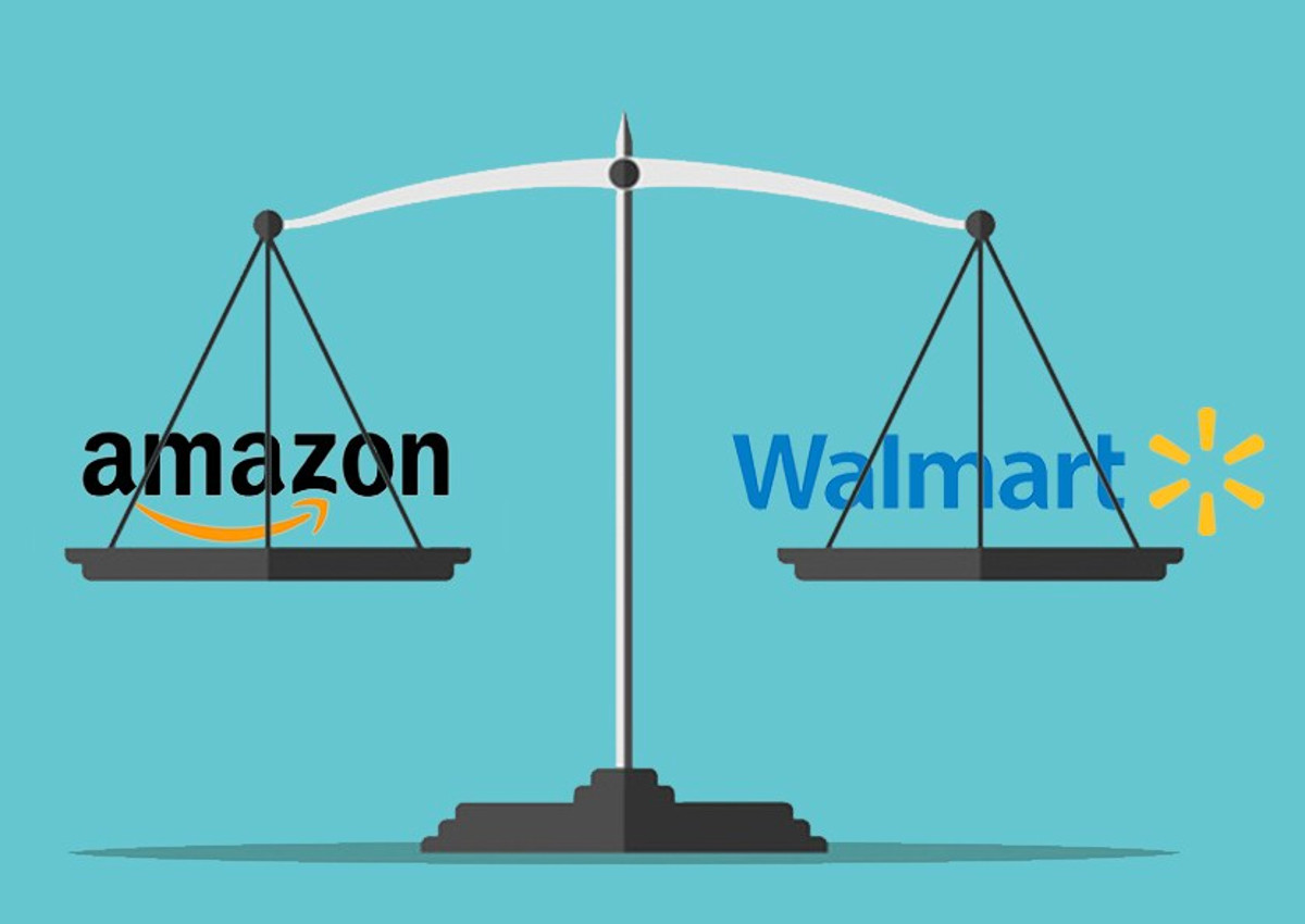 Walmart E-Commerce Sales Are Growing