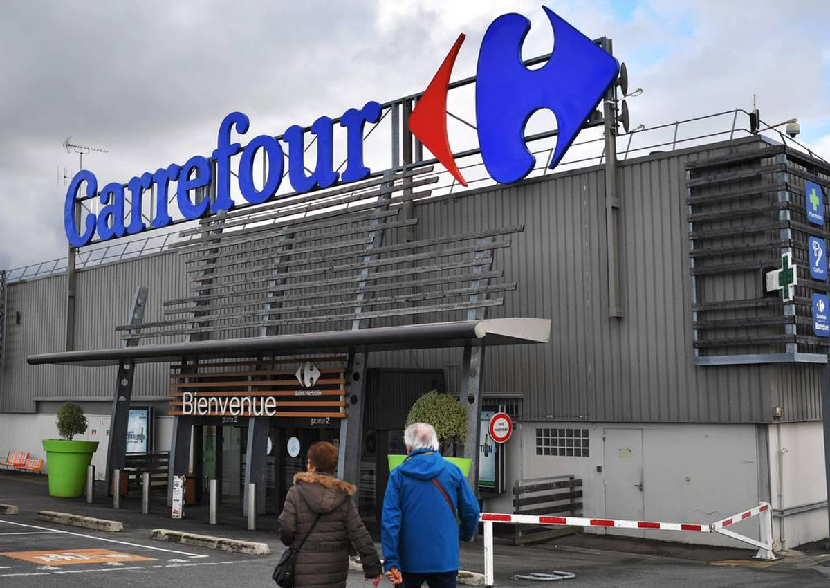 Carrefour Testing a New Format Convenience Store