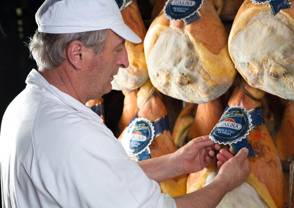 Zuarina Bringing Prosciutto di Parma around the World