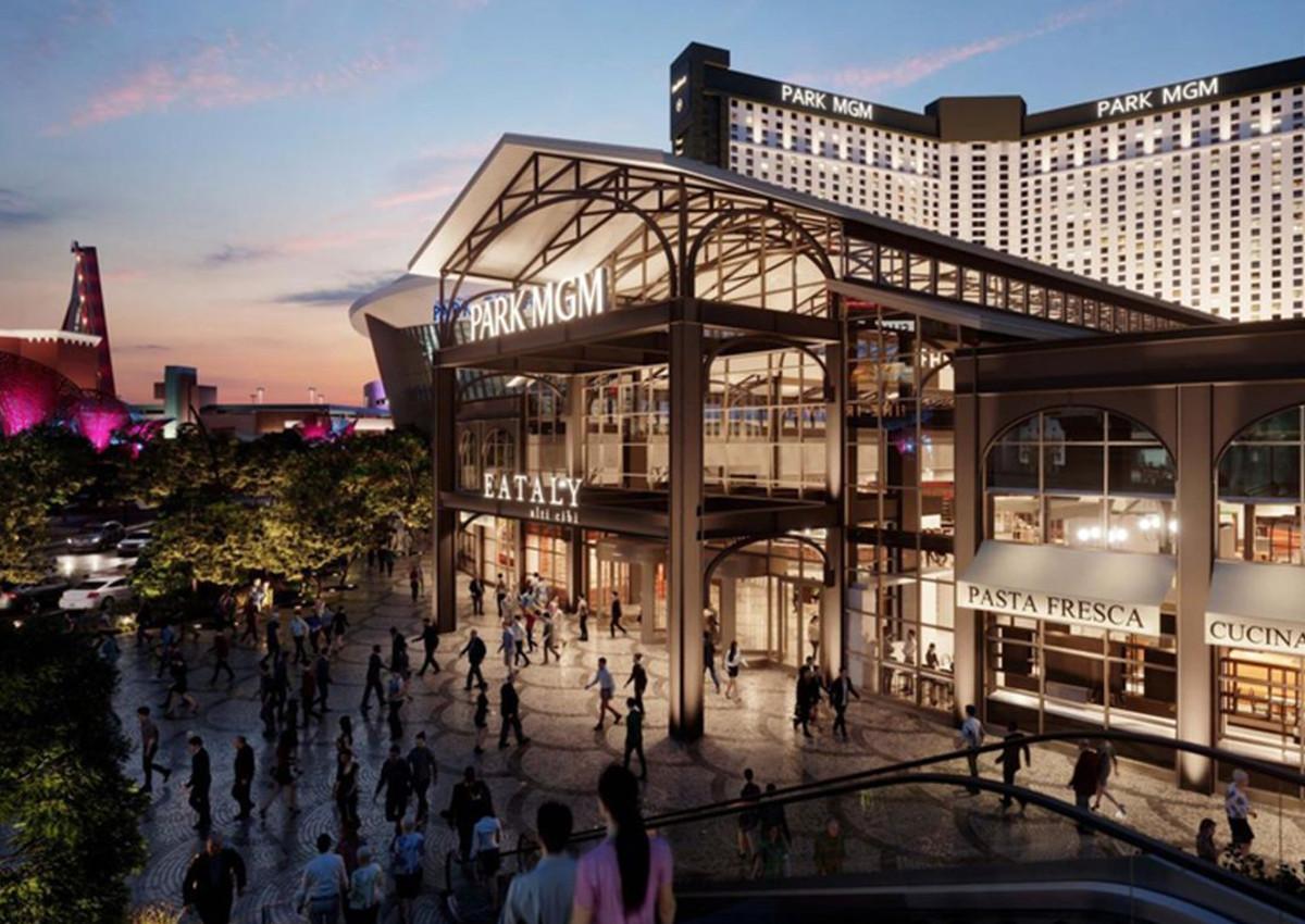 Park MGM-Las Vegas-Eataly