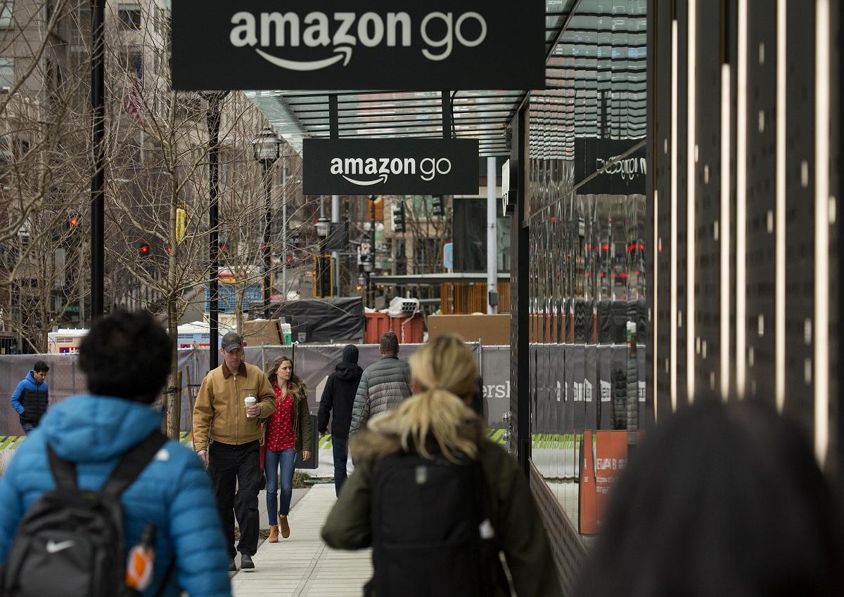 Amazon Go Takes a Step Outside USA