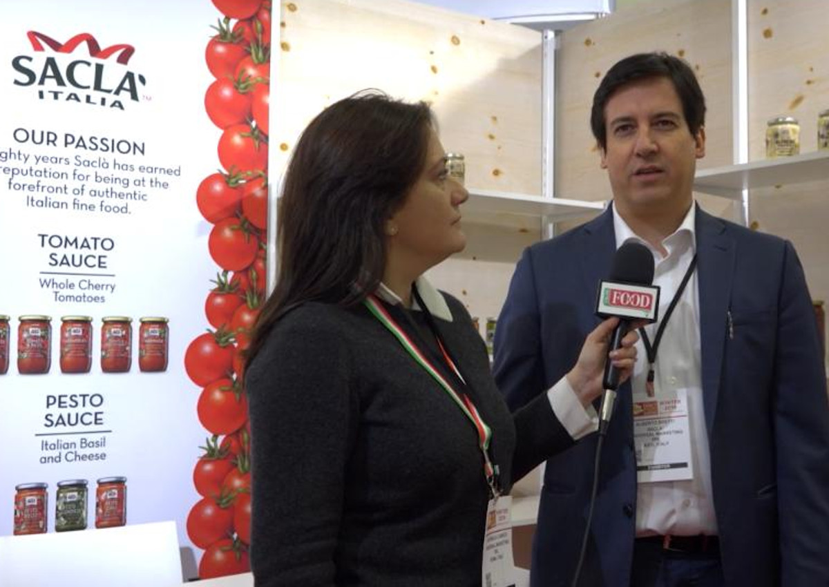 Saclà: Italian Preserves Gaining Space in the US