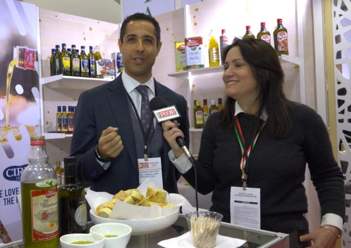 Coricelli at WFFS to Meet US consumers