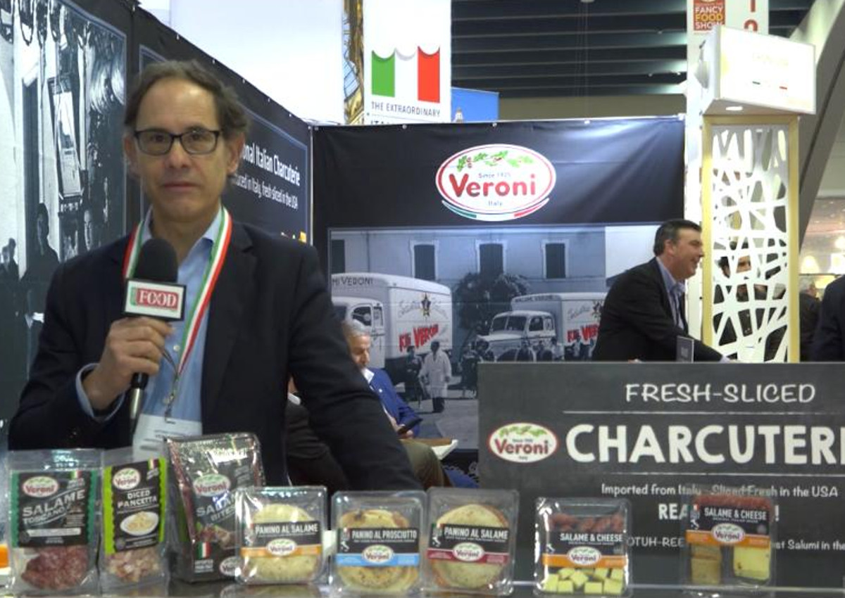 Veroni: a New Line of Cured Meat in the US