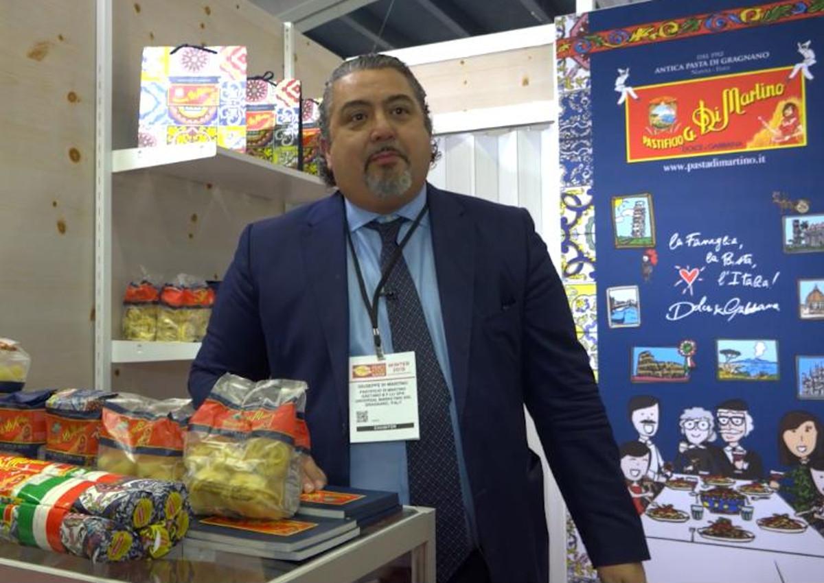 Di Martino brings pasta bar concept to NYC