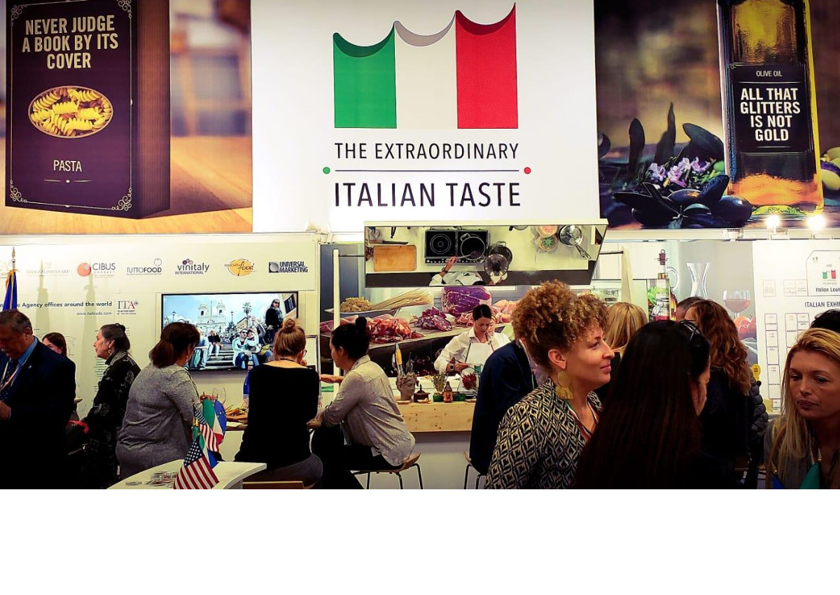 Italy Steals the Limelight at Winter Fancy Food Show