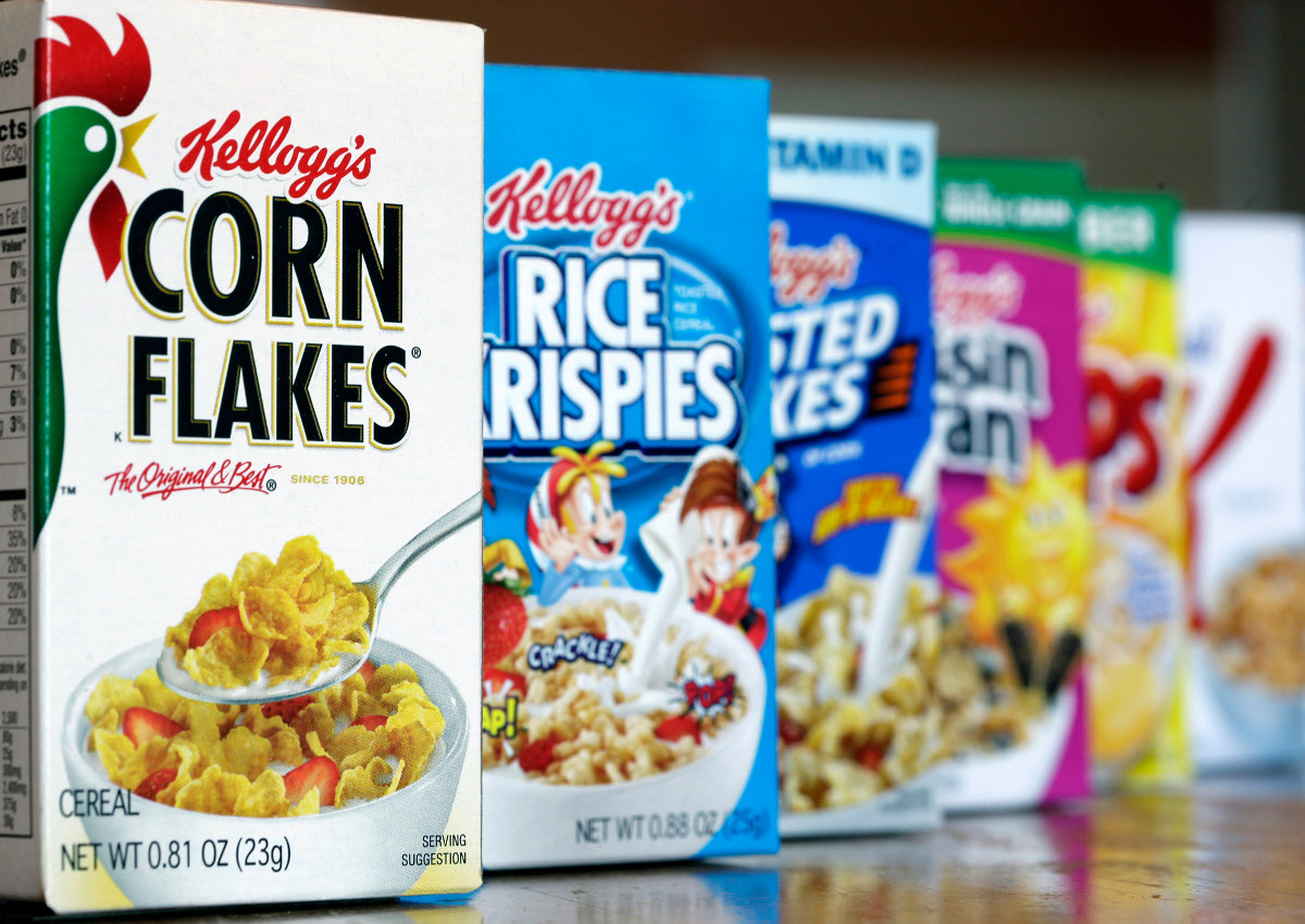 Kellogg to Sell Its Snacks to Ferrero for $1.3bn