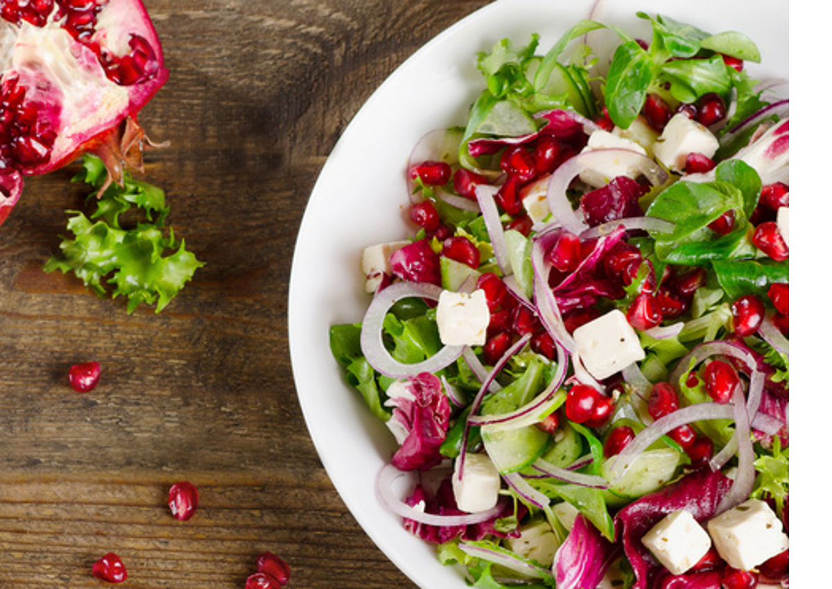 Italian Fresh-Cut Salads Ready for Exports