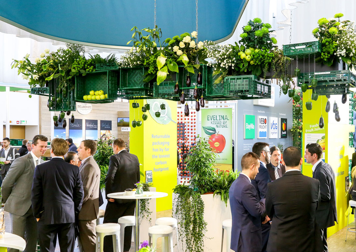 Spotlight on Italian Products at Fruit Logistica