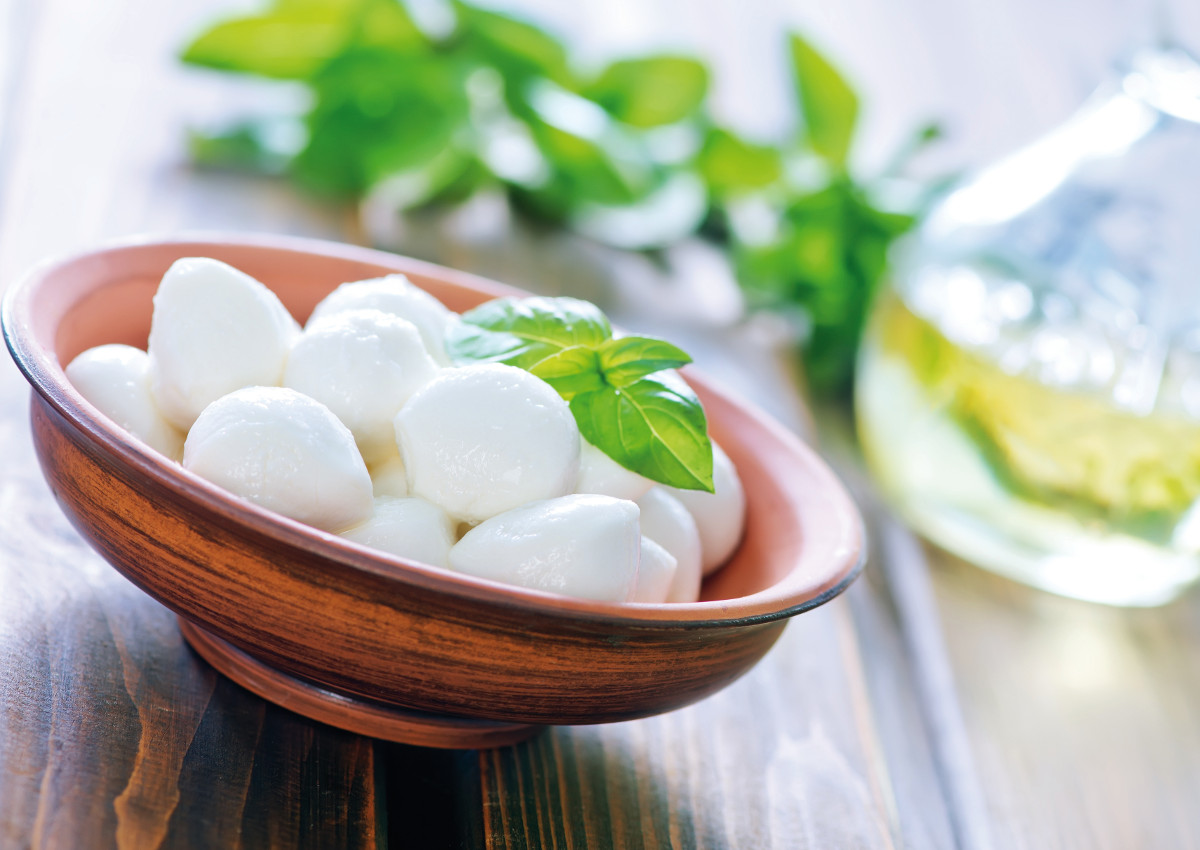 Mozzarella: the Favourite Italian Dairy Abroad