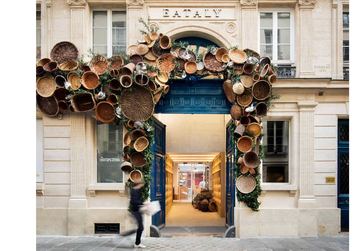 Eataly Opens Its Doors in the Heart of Paris