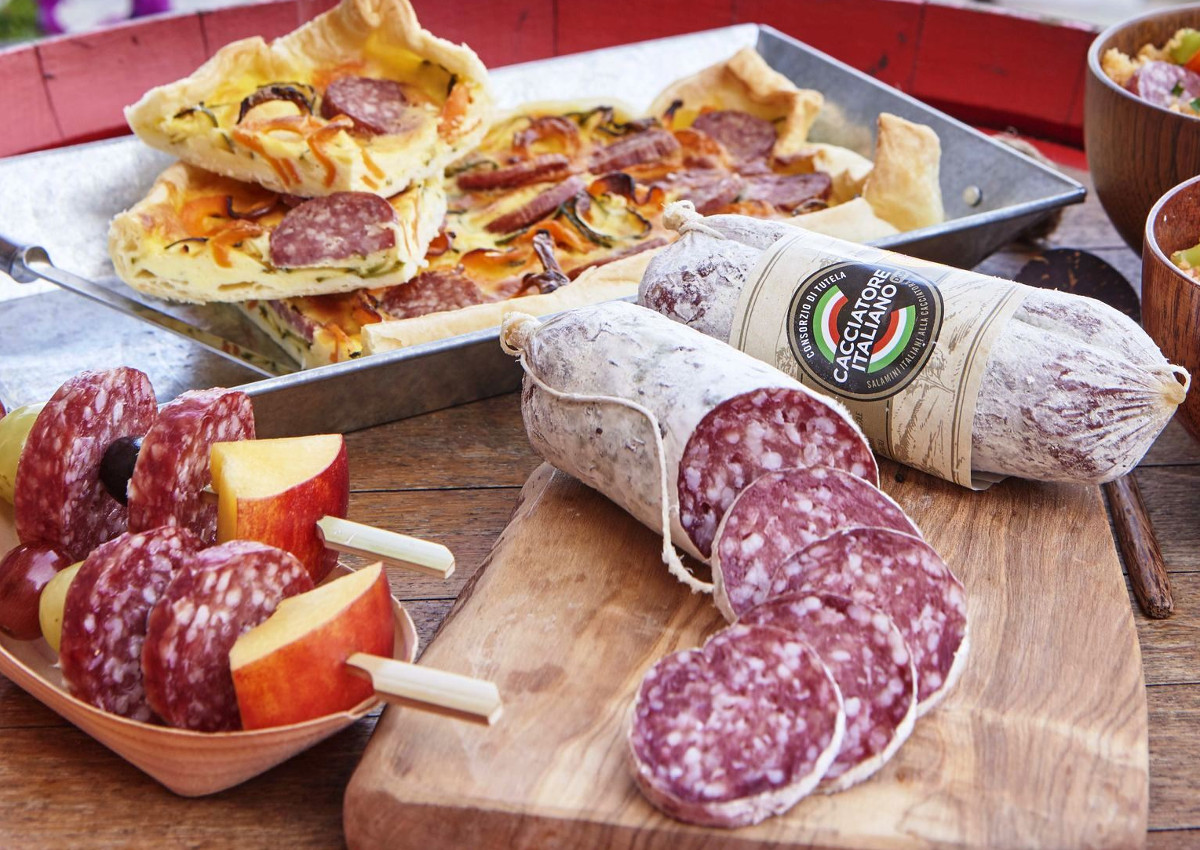 Salame Cacciatore PDO's Sales Growing Abroad