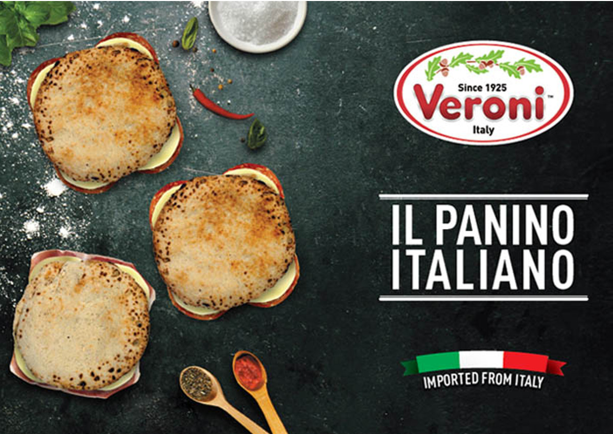veroni-panino italiano-cold cuts
