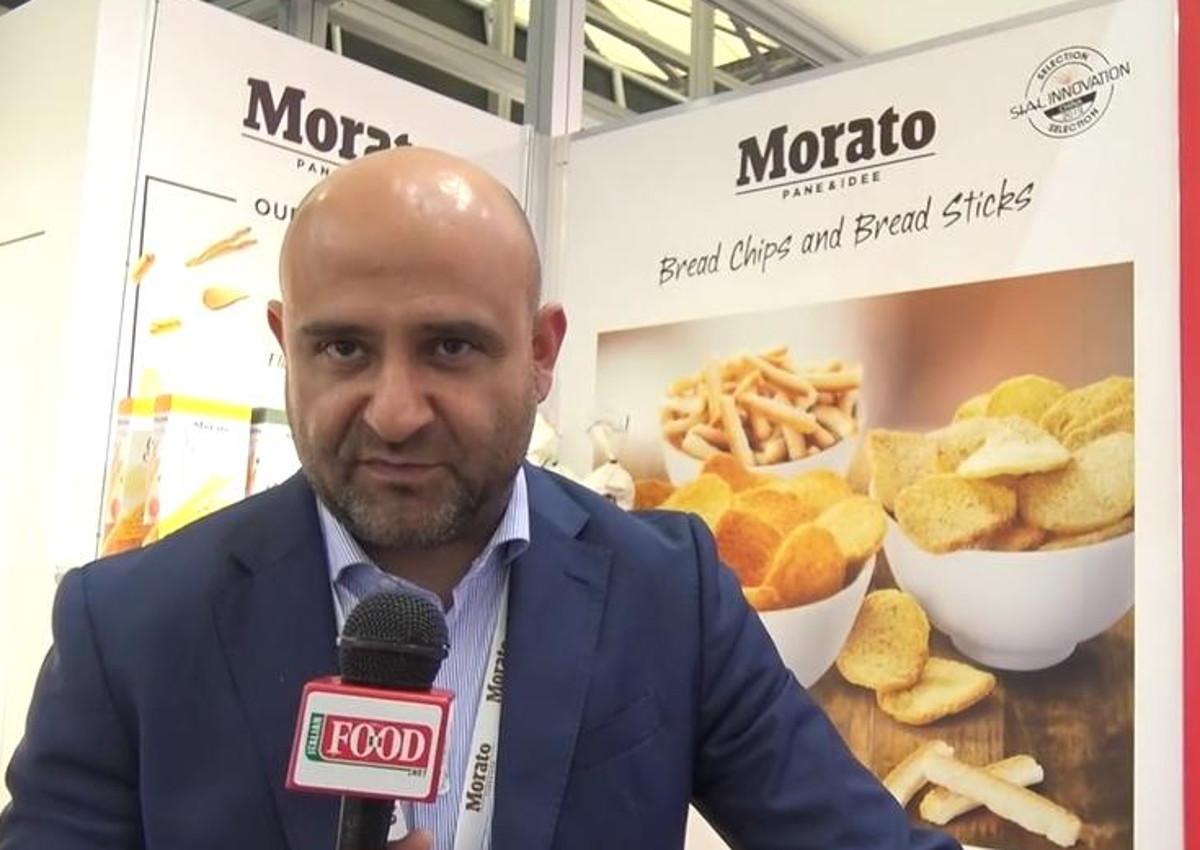 Morato Pane Brings Healthy Snacks to China