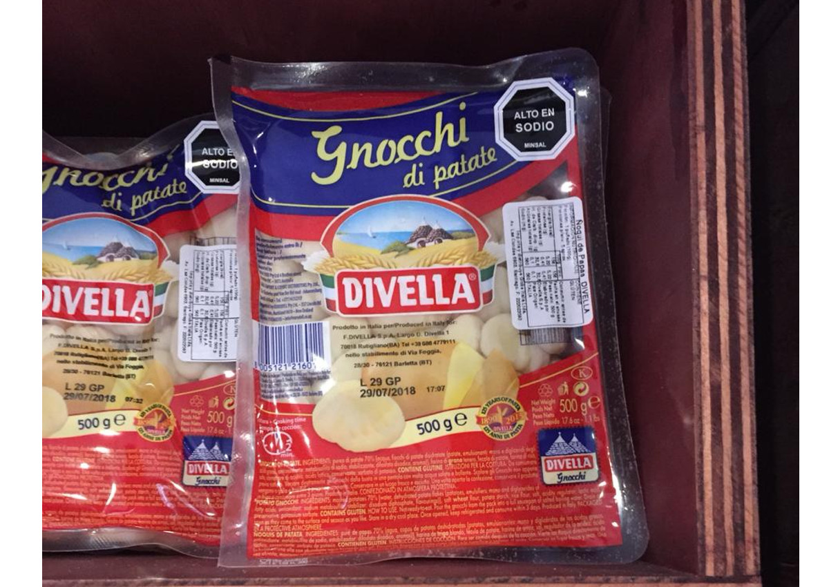 'Black Label' Putting at Risk Italian Food Products
