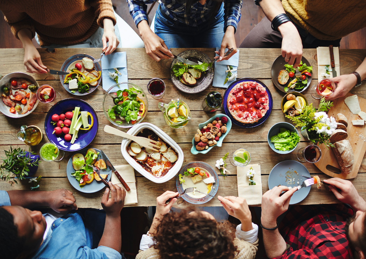The US and the New Age of Food