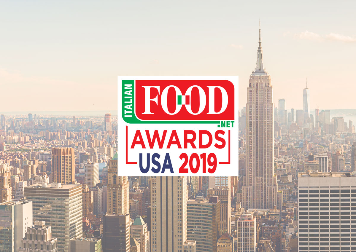 The Italian Food Awards USA to open the Summer Fancy Food Show 2019