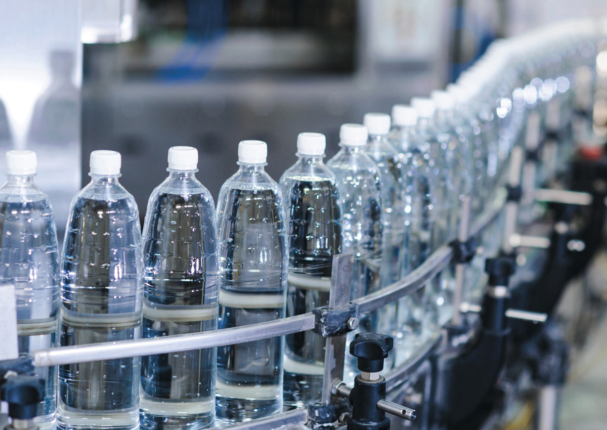 Bottled Water from Italy Is the US's Favorite